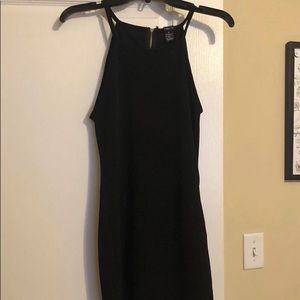 Black juniors dress